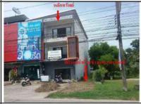 ตึกแถวหลุดจำนอง ธ.ธนาคารกรุงไทย ชุมพร เมืองชุมพร นาทุ่ง