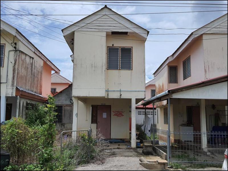 บ้านเดี่ยวหลุดจำนอง ธ.ธนาคารอาคารสงเคราะห์ ชุมพร เมืองชุมพร บางลึก